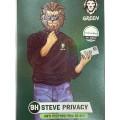 محافظ صفحه نمایش پرایوسی برند green مدل steve privacy برای آیفون 12پرومکس